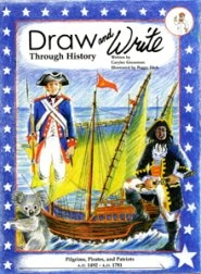 Draw and Write Through History Grace and Truth Books