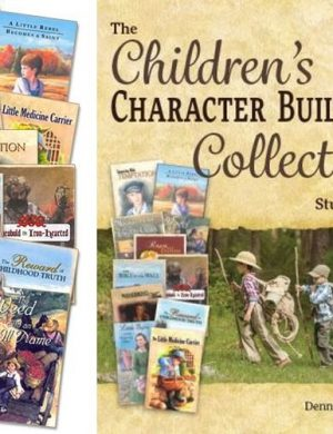 Character Building Collection + Study Guide book images