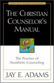 The Christian Counselor's Manual book cover