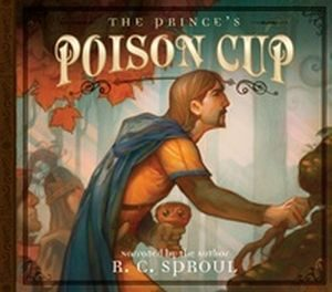 The Prince's Poison Cup Audio CD book image