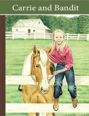 Carrie and Bandit book cover