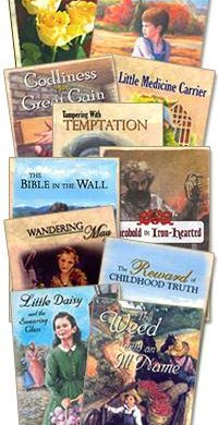 The Children's Character Building Collection Grace and Truth Books
