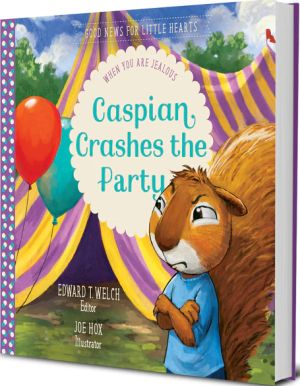 Caspian Crashes the Party book cover