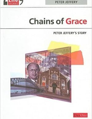 Chains of Grace book cover