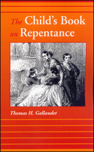 The Child's Book on Repentance Grace and Truth Books