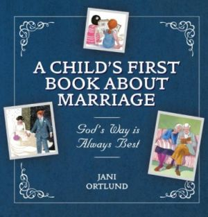 A Child's First Book About Marriage book cover