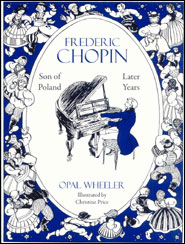 Frederic Chopin, Son of Poland book cover