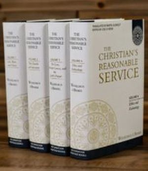The Christian's Reasonable Service book images
