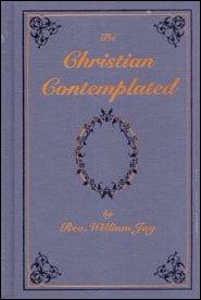 The Christian Contemplated book image