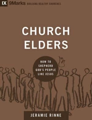 Church Elders book cover