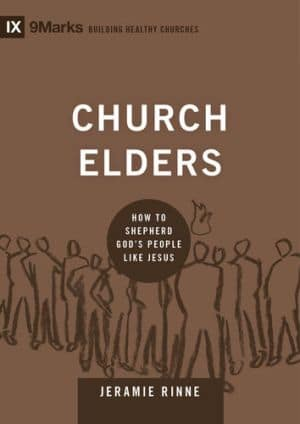 Church Elders book cover