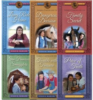 Circle C Adventures Set book covers