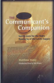 The Communicant's Companion book cover