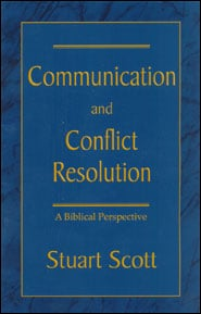 Communication and Conflict Resolution Grace and Truth Books