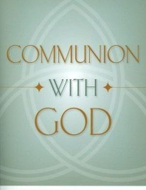 Communion With God book image