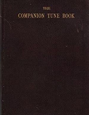 Companion Tune Book book cover
