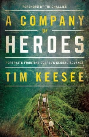 A Company of Heroes book cover