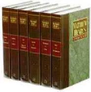 Matthew Henry commentary Grace and Truth Books