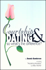 Courtship and Dating Grace and Truth Books