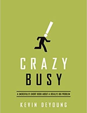 Crazy Busy book cover