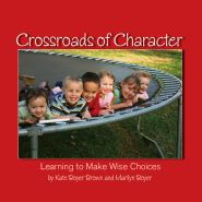 Crossroads of Character Grace and Truth Books
