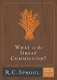 What is the Great Commission? Grace and Truth Books