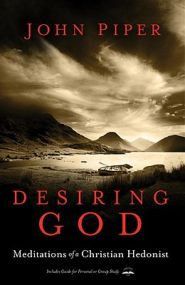 Desiring God Grace and Truth books