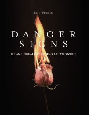 Danger Signs of an Unhealthy Dating Relationship book cover