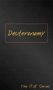 Deuteronomy Journible Grace and Truth Books