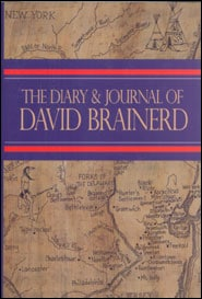 The Diary and Journal of David Brainerd book cover