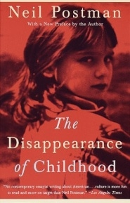 The Disappearance of Childhood Grace and Truth Books