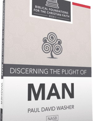 Discerning the Plight of Man book cover