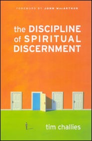 Discipline of Spiritual Discerment Grace and Truth Books