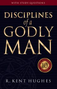 Disciplines of a Godly Man book cover