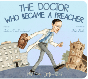 The Doctor Who Became a Preacher book cover