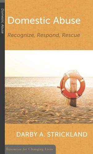 Domestic Abuse: Recognize, Respond, Rescue book cover