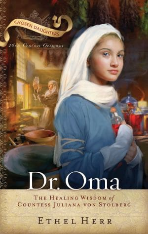 Dr. Oma book cover