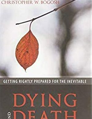 Dying and Death book cover