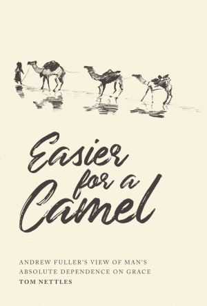 Easier for a Camel book cover