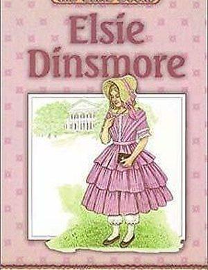 Elsie Dinsmore book cover