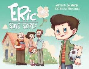 Eric Says Sorry Cover