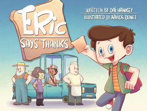 Eric Says Thanks cover