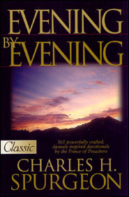 Evening by Evening Grace and Truth Book
