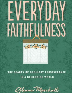 Everyday Faithfulness book cover