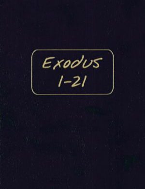 Exodus Journible Grace and Truth Books