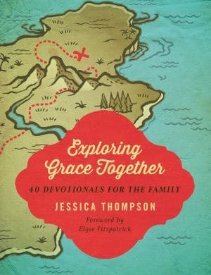 Exploring Grace Together book cover