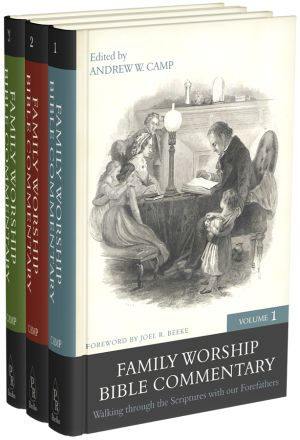 Family Worship Bible Commentary book cover