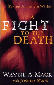 A fight to the Death Grace and Truth Books
