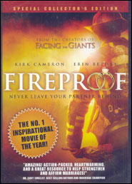 Fireproof DVD cover Grace and Truth Books