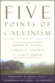 Five Points of Calvinism Grace and Truth Books